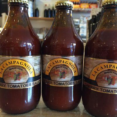 Sicilian Cherry Tomato Sauce