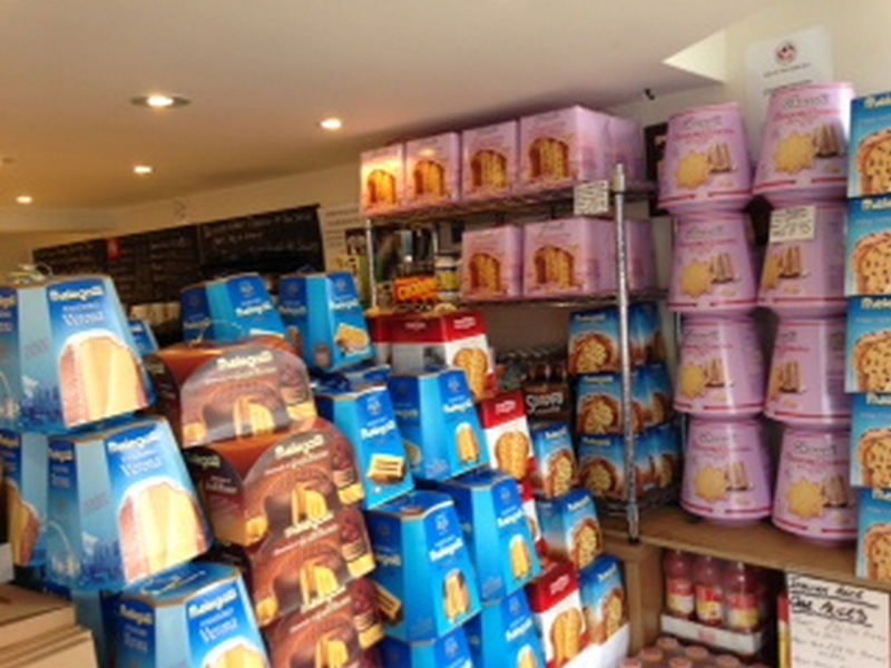 Best ever Panettone selection