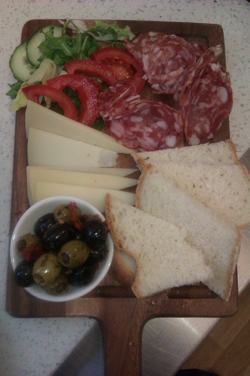 The Deli board